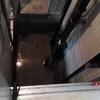 Proyección de poliuretano en foso de ascersor