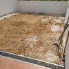 Cementar jardín 7x6m en casa adosada