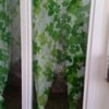 Cambio de cristal puerta pvc - santa pola