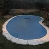 Limpieza, lechada y preparación de piscina