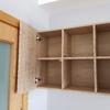 Lacar puertas estanteria o instalar puertas lacadas