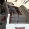 Pintar fachada exterior y reparar grietas