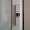 Arreglo maneta puerta de aluminio