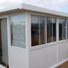 Poner Cerramiento de Aluminio o PVC en Terraza de 200 m2