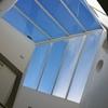 Protección solar para lucernario