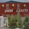 Pintar fachada frontal nave industrial