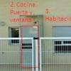 Rejas en Puertas y Ventanas