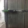 Instalacion motor cancela batiente puerta garaje