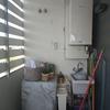 Armario exterior para lavadero