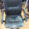 Tappizar sillas de una oficina