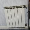 Sustituir caldera de gas y 3 radiadores