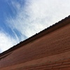 Recolocar tejas movidas por el viento