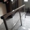 Reparar asentamiento de barandilla de aluminio