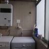 Instalación de fontanería vista