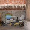 Reforma de la terraza y construción de pisicna
