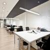 Instalación iluminacion oficina