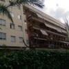 Rehabilitación de fachada de bloque de viviendas de 36 vecinos de finales de los 70 en sitges