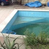 Piscina, reparación y puesta en marcha de piscina unifamiliar