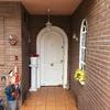 Puerta aluminio acceso vivienda chalet