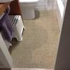 Poner microcemento en el suelo del baño