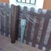 Instalar vallas madera