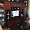 Lacar muebles de madera en salón