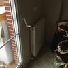 Poner radiadores en un porche