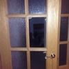 Cambiar un cristal de una puerta