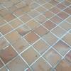 Instalacion césped artificial terraza 50m