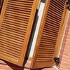 Sustituir mallorquinas de madera por otras de aluminio