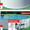 Montar piscina de acero