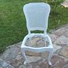Tapizado sillas rejilla