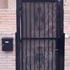 Nueva puerta exterior