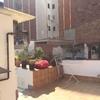 Reforma terraza atico