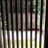 Fabricar puerta aluminio con barras tendedero