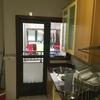 Cambio de sentido de apertura de puerta metálica