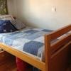 Realizar cama alta