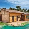 construir casa de madera