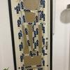 Sustituir cristal roto de puerta de madera 150x45cm