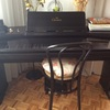 Traslado clavinova, piano electrónico de yamaha