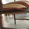 Tapizar 2 sillones de asiento de muelles