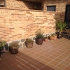 Jardinera para patio