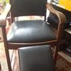 Tapizar silla y escabel