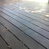 Mantenimiento suelo madera exterior