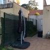 Construcción muro y ampliación garaje