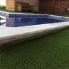 Instalar tarima alrededor piscina