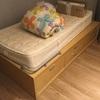 Mover una cama