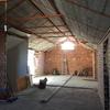 Friso en techo 90 metros y paredes 130 metros, en buardilla