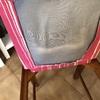 Cambiar tapiceria de 6 sillas