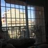 Puerta aluminio salida a balcón
